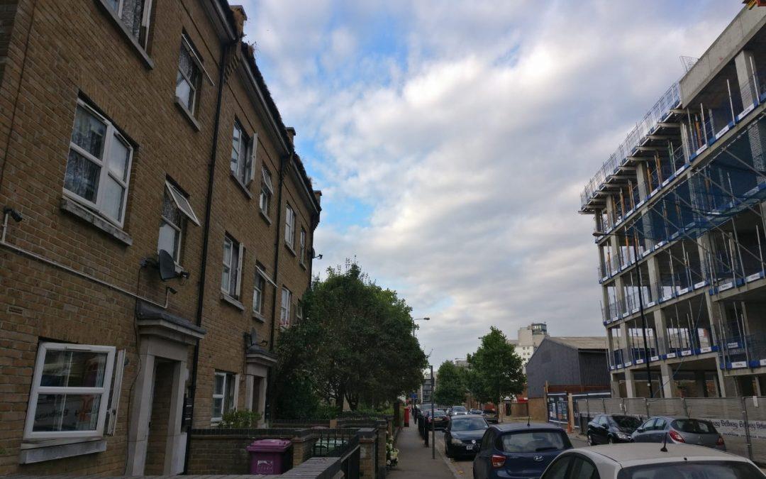 Thomas Road Parking Bays : Update