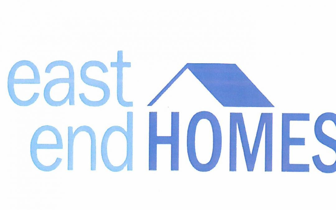 Update: Meeting with East End Homes on the 6th November 2018