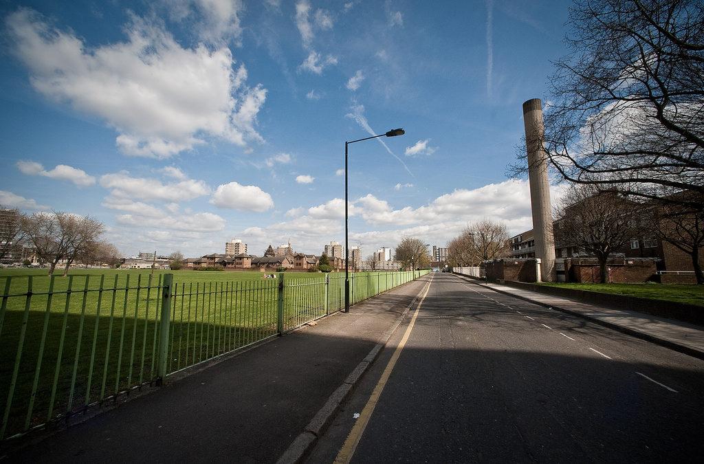 Bartlett Park Refurbishment: Update